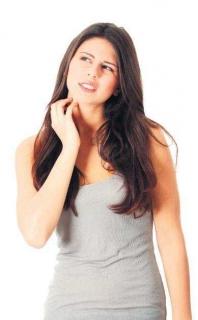 毛囊炎的症状类型